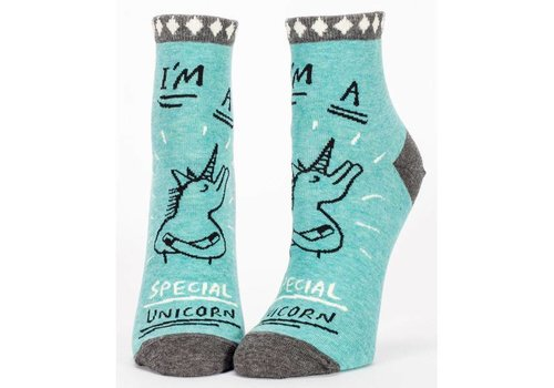 Cortina Ankle Socks - Special Unicorn