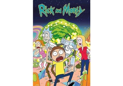 rick and morty group