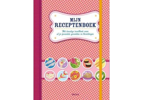 Deltas Mijn receptenboek rood
