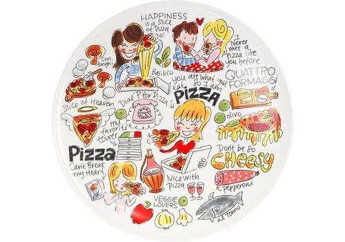 BLOND AMSTERDAM Bord 31 cm pizza