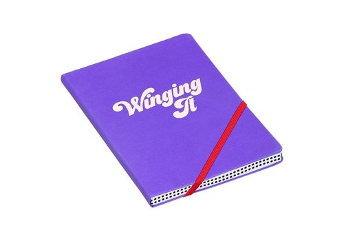 Cortina A5 Notebook - Winging it