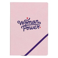 A5 Notebook - Woman Power