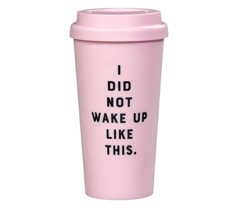 Travel Mug - I did not