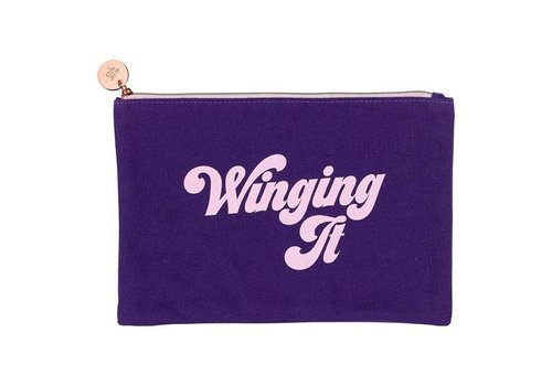 Cortina Make up Pouch - Winging It Etui