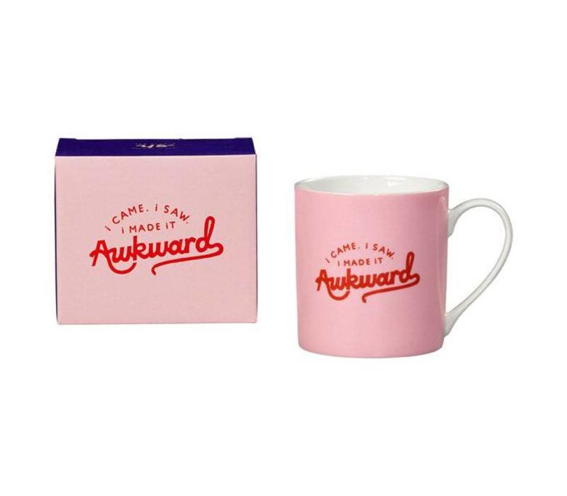 Mug - Awkward mok