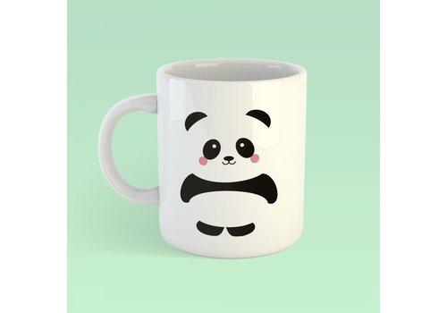 Studio Inktvis Mok Panda
