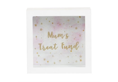Sass & Belle Spaarpot Mum's Treat Fund Scattered Stars