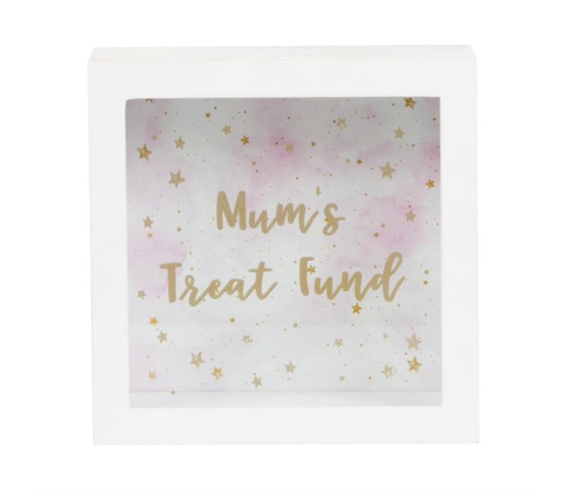 Spaarpot Mum's Treat Fund Scattered Stars
