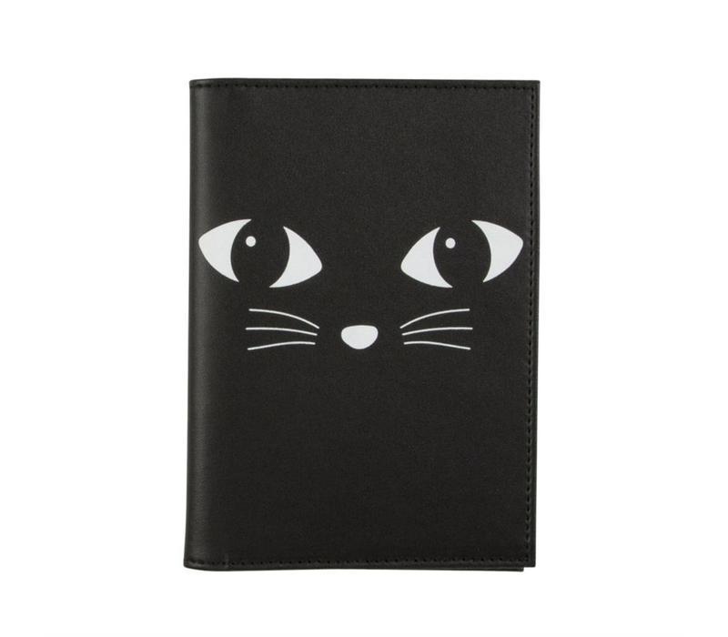 Black Cat Pasport houder