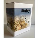 Stofey Stofey XL utomhuskamin i rostfritt stål