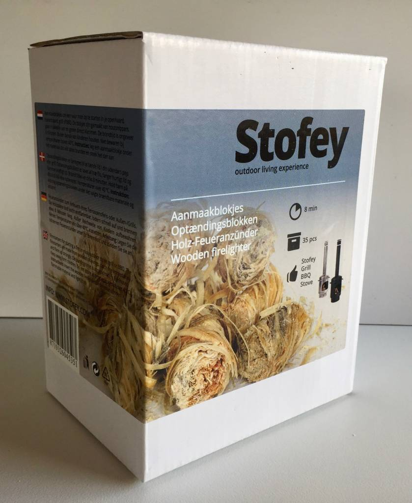 Stofey Stofey aanmaakblokjes