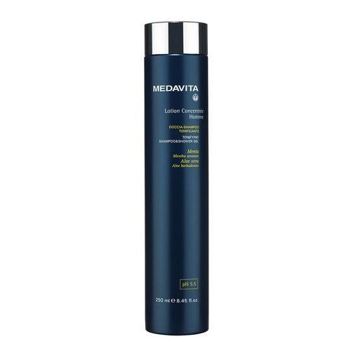 Medavita Men Tonifying Shampoo & Shower Gel
