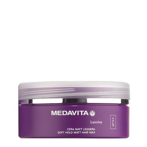 Medavita Medium Hold Glossy Hair Wax
