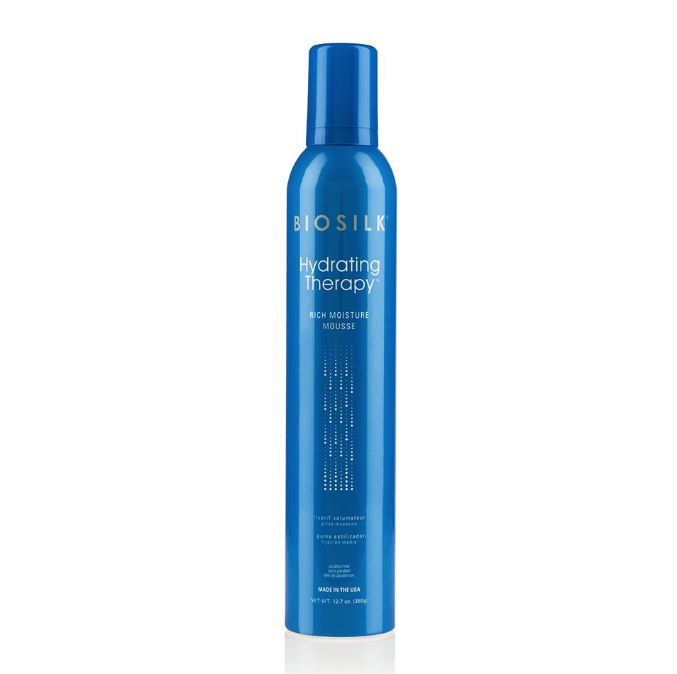 Biosilk Hydrating Therapy Rich Moisture Mousse 360 Gr