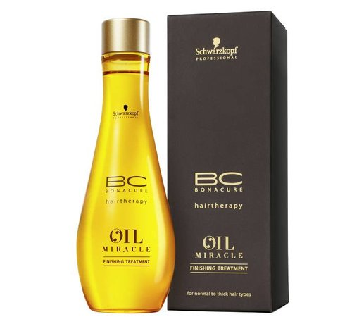 Schwarzkopf BC Oil Miracle Finishing Treatment - 100ml