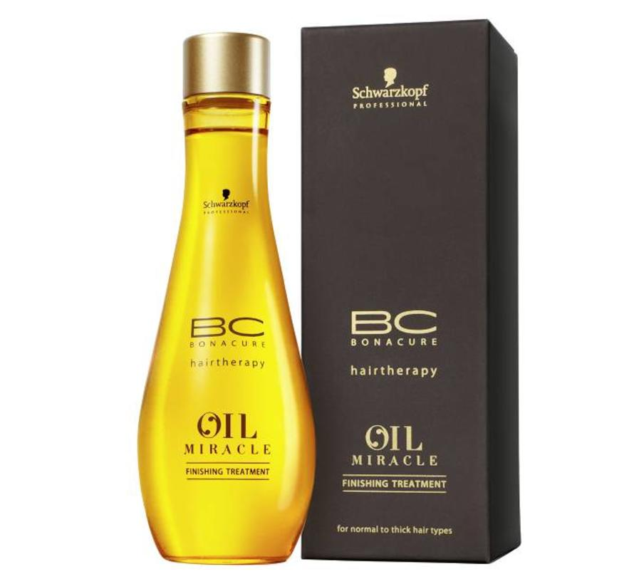 BC Oil Miracle Finishing Treatment - 100ml