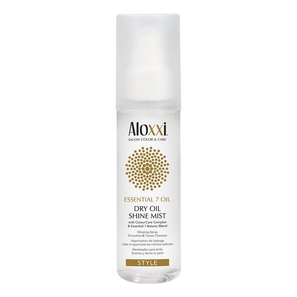Afbeelding van Aloxxi Essential 7 Oil Dry Shine Mist 100ml