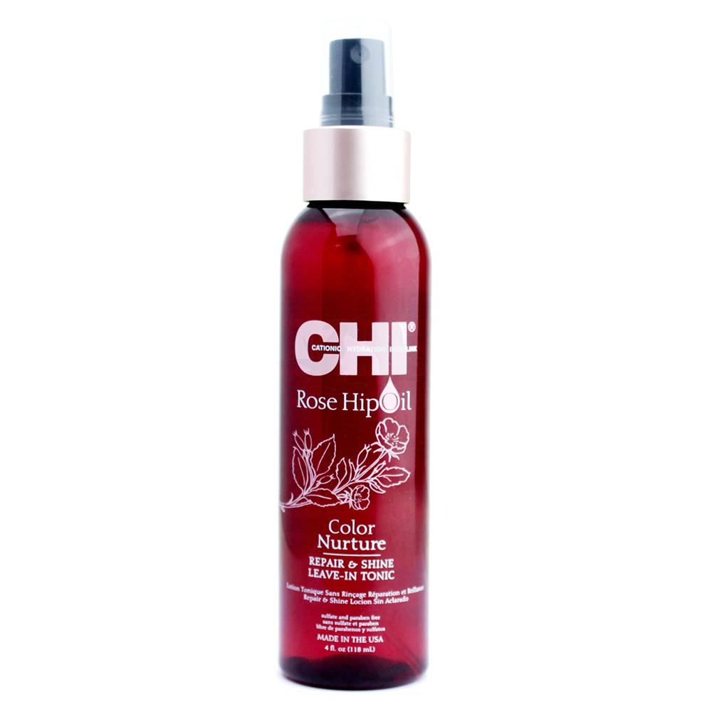 Chi Rose Hip Oil Repair Amp Shine Tonic 19 80 Haarspullen