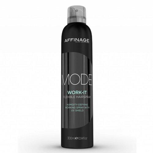 Affinage Work It Flexible Hairspray