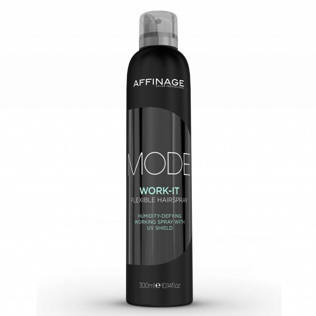 Affinage Work It Flexible Hairspray Online Bestellen Voor