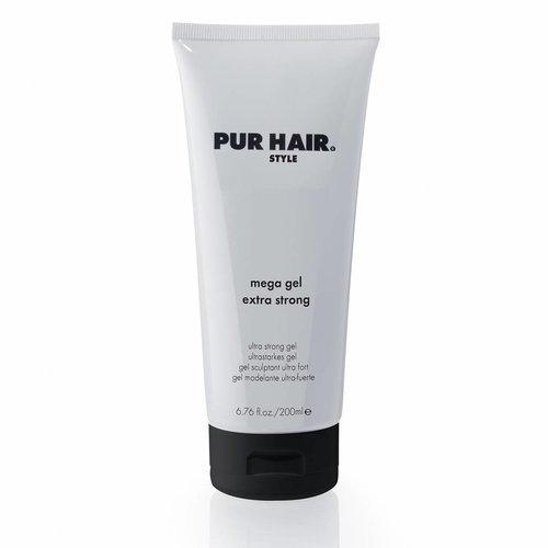 Pur Hair Mega Gel Extra Strong