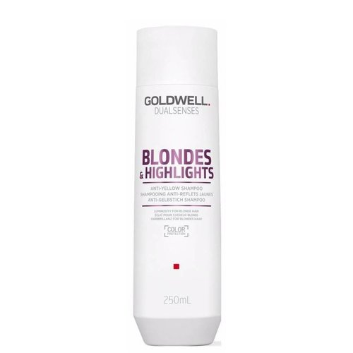 Goldwell Blondes & Highlights Anti-Yellow Shampoo