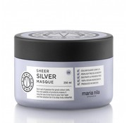 Maria Nila Sheer Silver Masque