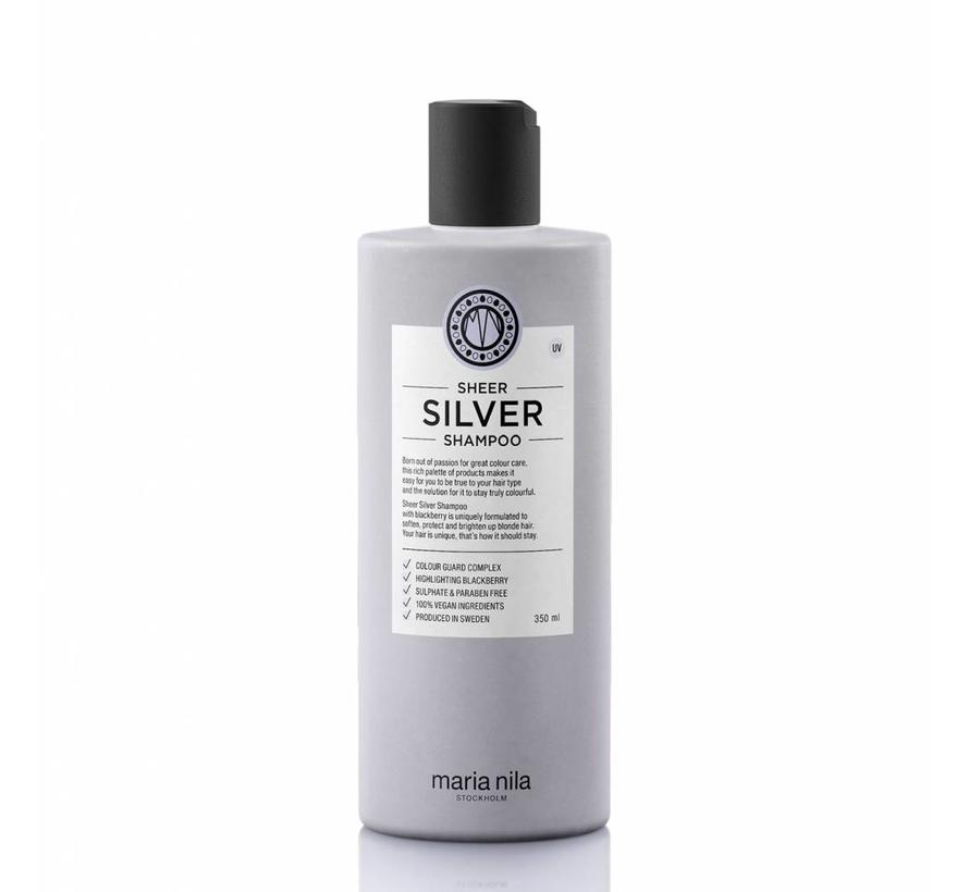 Palett Sheer Silver Shampoo - 350ml