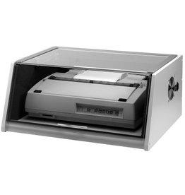 Geluiddempende  kappen voor matrix printers