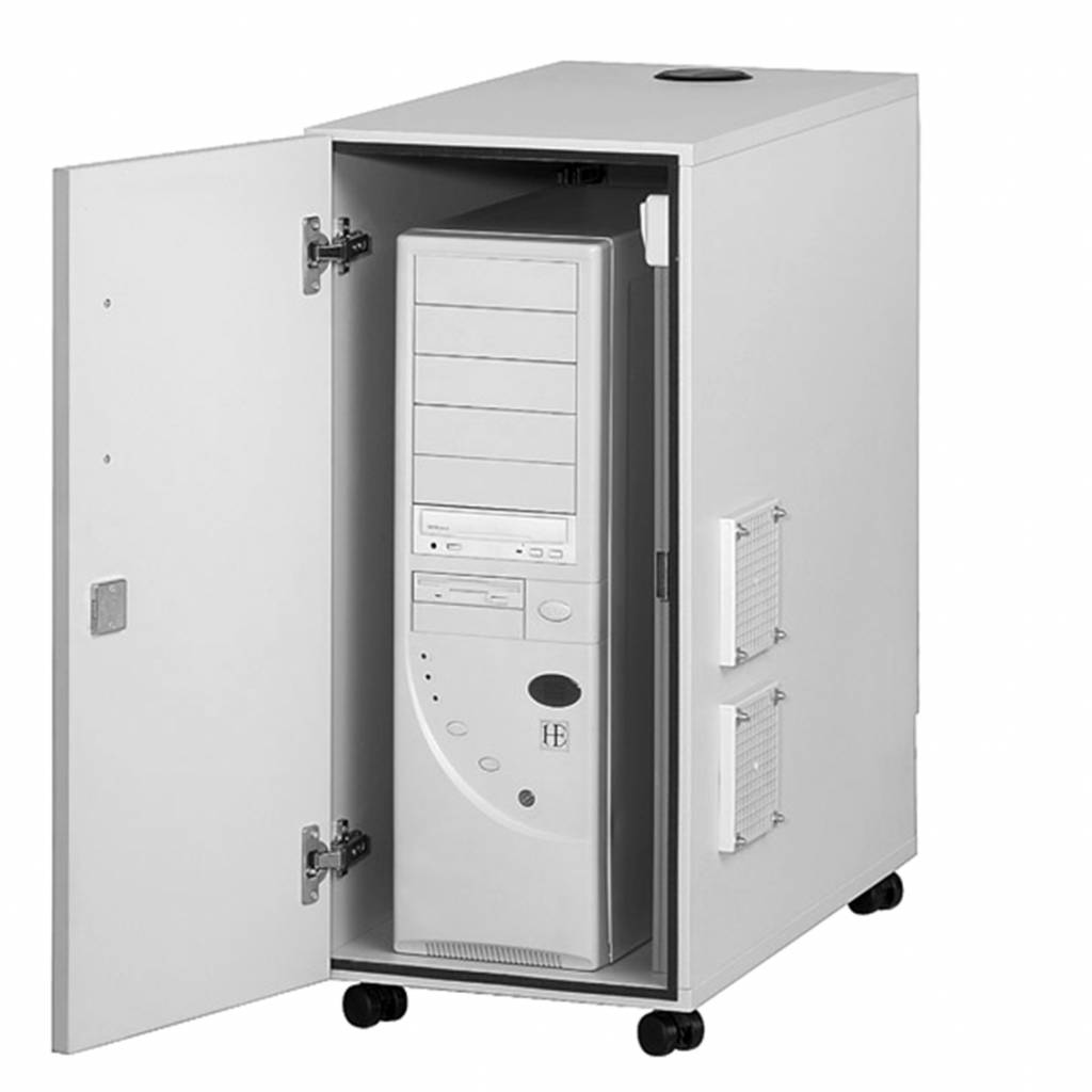 Stofwerende kasten voor servers tot 63cm diep