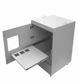 Verwarmde labelprinter kast AG16650 serie
