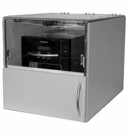 Stofwerende etikettenprinter kast AG16601