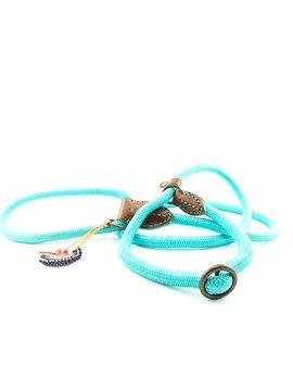 Slip lead Long John turquoise DWAM