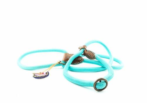 Slip lead Long John turquoise