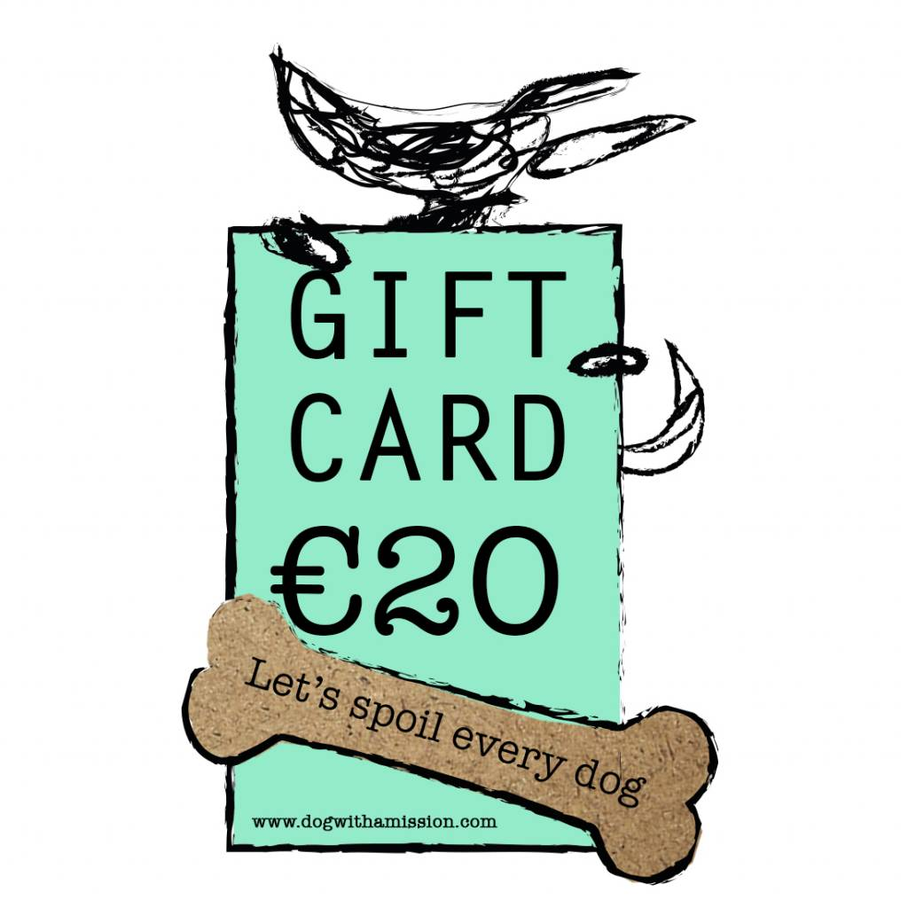 Giftcard €20