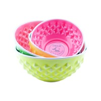 Water Mellon S dog and cat bowl