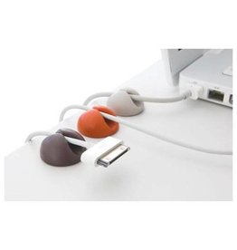 Bluelounge CableDrop 6-pack White