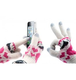 Avanca Touchscreen Gloves Winter Romance