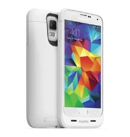 mophie juice pack Galaxy S5 White
