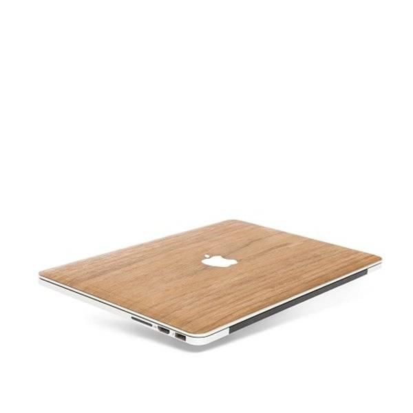 Woodcessories EcoSkin Apfel Macbook 15 Pro Retina walnut