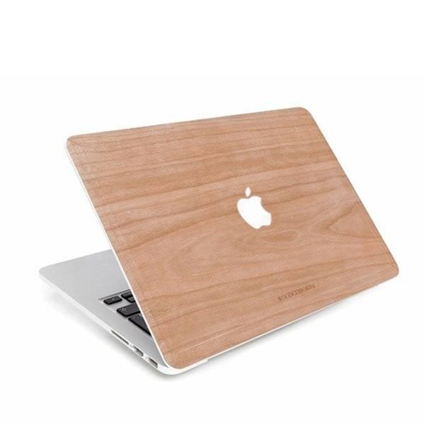Woodcessories EcoSkin Beschermhoes MacBook Pro Retina 13 inch Kersen
