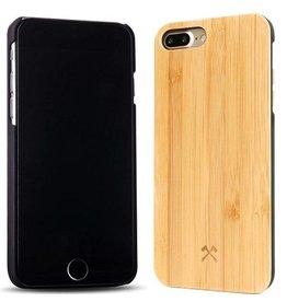 Woodcessories EcoCase-Classic Bamboo/Black iPhone 7P