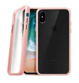 LAUT Accent iPhone X Nude