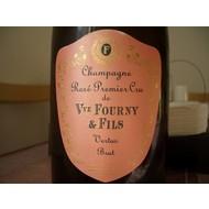 Champagne Rosé Brut Veuve Fourny & Fils