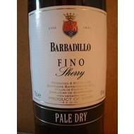 Fino Sherry Barbadillo