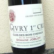 Givry 1er Cru 'Clos des Bois Checaux' Domaine Joblot 2008