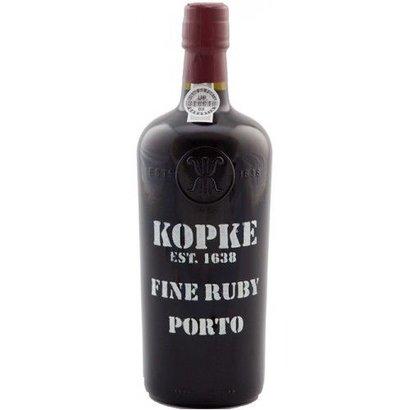 Ruby Port Kopke