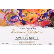 Côtes du Rhône Blanc Domaine Chapoton 2015