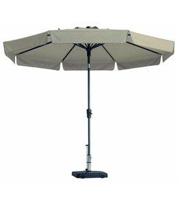 Madison Parasol Flores ∅ 300cm (Ecru)