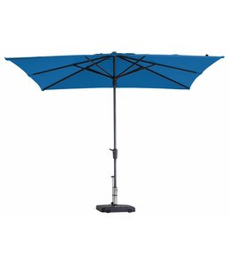 Madison Parasol Syros luxe 280x280cm (Turquoise)